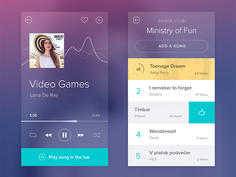 Mobile App Player