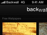 Backwall Thumbnail View