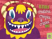 The Return of Creatures, Creepies & Crazies