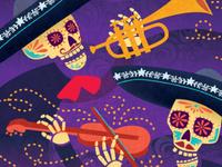 Los Dead Band