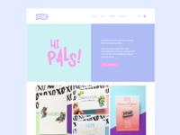 XOXO Homepage