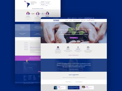 Fiduciaria Universal Webite