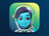 Blue Apprentice App - Icon