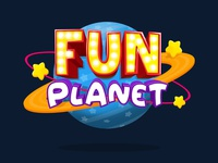 Fun Planet - Logo Design