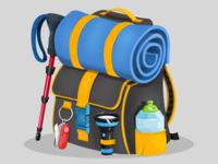 Hiking Bag - Sair Sapaty