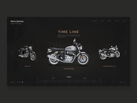 Time Line Royal Enfield