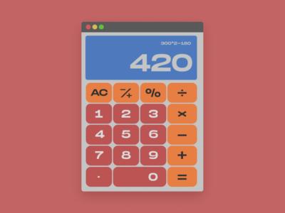 Calculator day #04