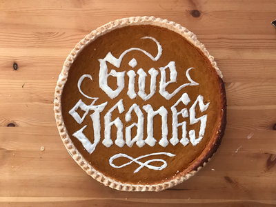 Give Thanks Food Type