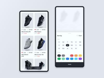 Shopping App l 3 · 365