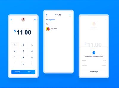 Payment App l 8 · 365