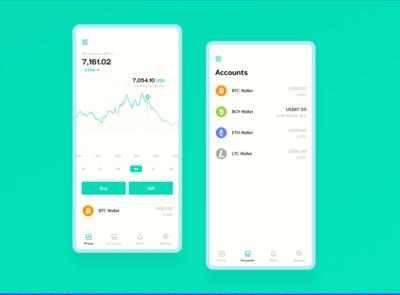 Coin Wallet App l 9 · 365