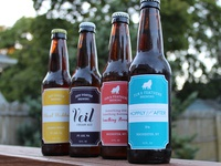 Home brew labels