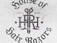 House of Hair Razors: alternative salon