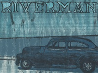 Riverman Poster