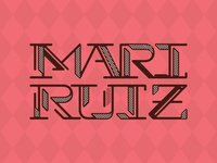 Mari Ruiz - Logo