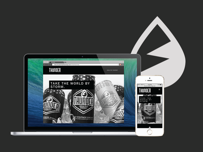 Thunder Website