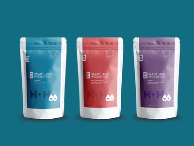 Heart and Hydration h hydration heart bag drink