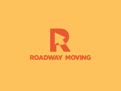 Roadway Moving yellow red r moving roadway way road