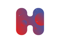 Typehue H (Helios) Week 7 weekly typography typehue type lighthouse letter design creative colour challenge