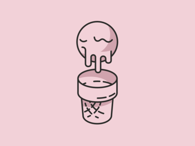 I by TB Obstfelder via dribbble