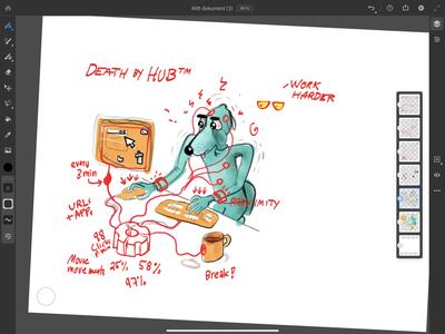 Death By Hub (draft)