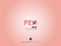 Pen Shop - Logo Design