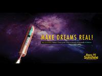 Make Dreams Real! Bilboard Design