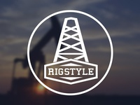 RIGSTYLE logotype concept