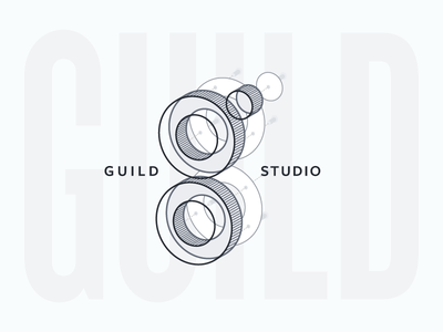Guild Stuido lower case g g facebook design guild facebook guild the guild