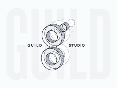 Guild Stuido lower case g g facebook design guild facebook guild the guild