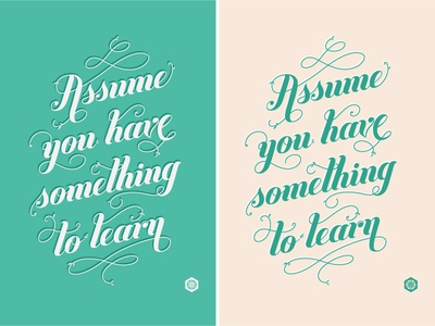 Assume you have something to learn lettering animation typography design typography type lettering letters