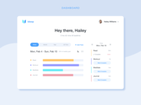 Daily Tasks Dashboard