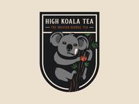 High Koala Tea - THC Infused Herbal Tea