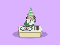 DJ Gnome Hands