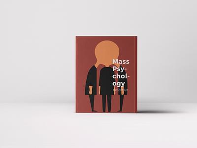 Freud - Mass Psychology poster book cover adobe illustrator adobe storytelling art design visualart illustration