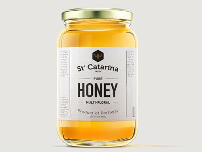 Santa Catarina honey