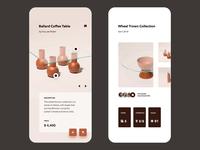 Minimal Tables UI