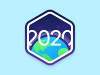 Earth Day 2020 — Achievement illustraion iphone iphone x ios planet app earth icon icons achievements achievement