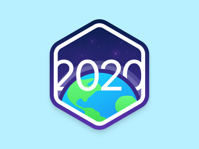 Earth Day 2020 — Achievement illustraion iphone iphone x ios planet app earth icon icons achievements achievement