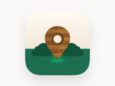 Nearby Wooden Houses Icon