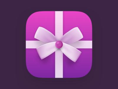 Gift App Icon