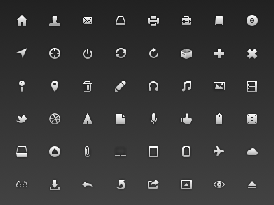 Freecns - FREE UI Icons freecns ui icons 16px user interface icons free download