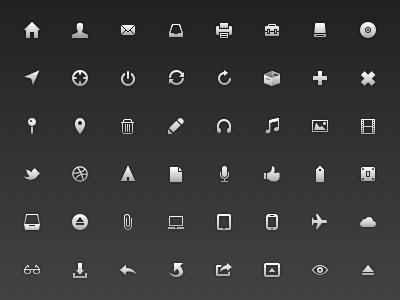 Freecns - FREE UI Icons freecns ui icons 16px user interface icons free download