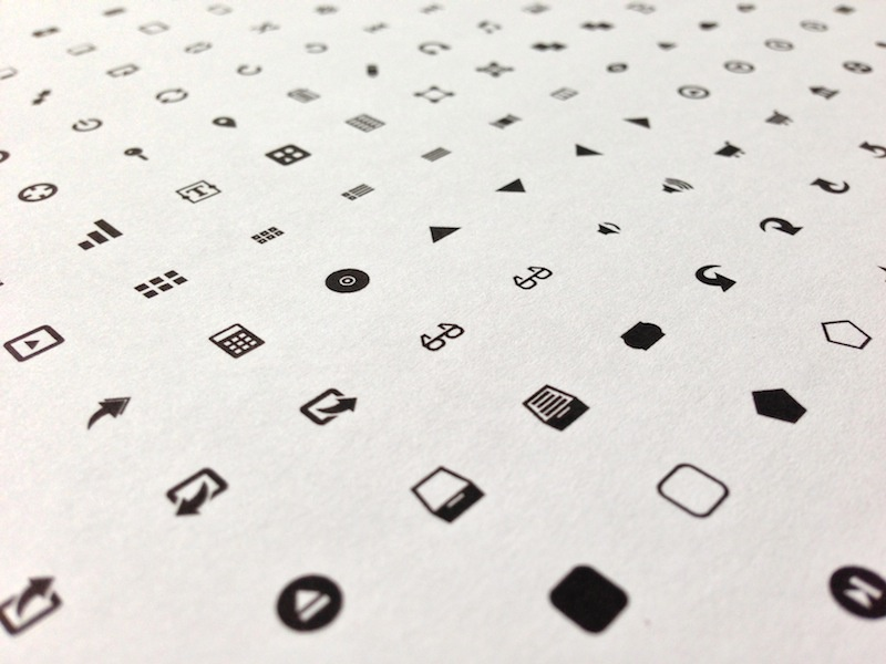 Freecns 1.1 - Printed Version freecns free user interface icons icons ui download free pack free download
