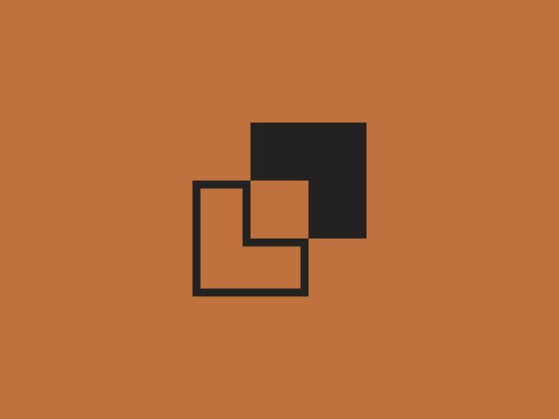 Unused logomark #2 brandmark logomark brutalist vector brand abstract typography geometric simple branding design minimal brand design logo design logo branding art direction minimalist graphic design design