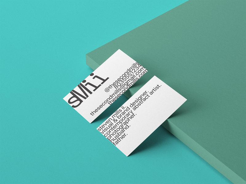 personal brand business card personal brand brand identity identity design business card business card design abstract branding design typography minimal brand design branding minimalist art direction graphic design design