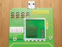 NFC Hardware Icon