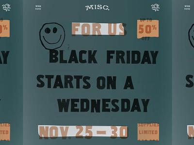 Black Friday Art