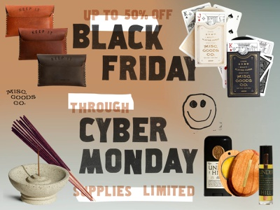 Black Friday Has Begun black friday sale black friday