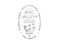 Valley of Gold art